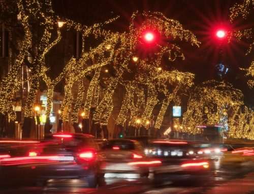 What Are Some Common Road Hazards that Arise around the Holidays?